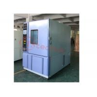 Damp Heat And Cold Climate Temperature Humidity Chamber 150L 7 TFT LCD Screen Manufactures