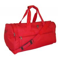 Outdoor Sports Duffle Bag Luggage , Polyester Large Duffle Bags For Travel Manufactures