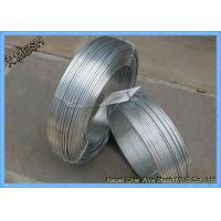 Buy cheap Heavily Galvanized Binding Wire Big Coils High Tensile Strength For Construction from wholesalers