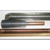 Quality Seamless copper Fin Tube Heat Exchanger for  boiler economizer Base pipe for sale