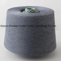 30s Waxed 100% Polyester Spun Yarn with Gray Color (Close Virgin) Manufactures