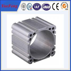 NEW! Best 99% pure t slot aluminum extrusion price, alloy 6063 industrial aluminum profile Manufactures