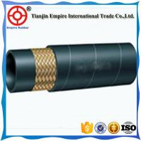 Hydraulic hose with reforcement layer Working Pressure 6000 PSI made in China Manufactures