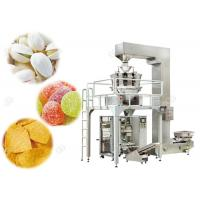 China Multihead Weighing And Filling Packing Machine For French Fries ,10 Head Scale on sale