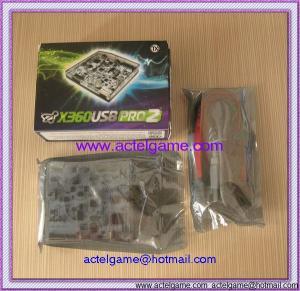 Xbox360 Xecuter X360 USB PRO V2 Xbox360 Modchip Manufactures