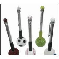 Fashion football / basketball top Plastic Ball Pen writing instruments MT2016 Manufactures