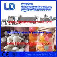 China Hot sale Extruded Modified Starch processing equipment on sale
