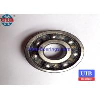 Quality UIB High Speed Electric Motor Precision Ball Bearing Chrome Steel GCR15 for sale