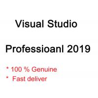 Lifetime Account Software License Code MS Software 2019 Pro Visual Studio Manufactures