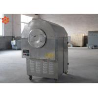 Grain Corn Roaster Automatic Food Processing Machines 67kg Weight CE Certificaition Manufactures
