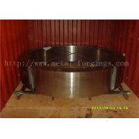 EN10025-2 S355J2G3 Forged Steel Rings Normalizing Heat Treatment Manufactures
