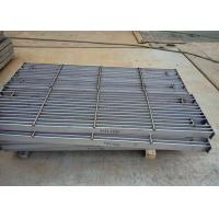 High Strength Industrial Steel Grating Sewage Plant Walkway / Working Platform Manufactures
