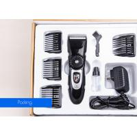 Dc Motor Professional Hair Clipper With Ceramic Blade And Lithium Battery Manufactures
