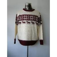 Knitting Sweater (YD-10126) Manufactures