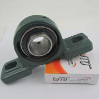 Quality Ucp 204 Pillow Block Bearings with housing , waterproof Agriculture Machinery Bearing double seal for sale