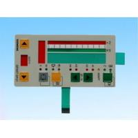 Custom Touch Screen Membrane Control Panel For Electronic Machine Manufactures