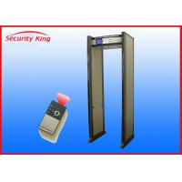 XST-F45 Airport walk-through body scanner metal detector factory Manufactures