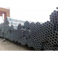 Round EN10219 Seamless Galvanized Steel Tubes Pipe Custom For Hydraulic Pipe Manufactures
