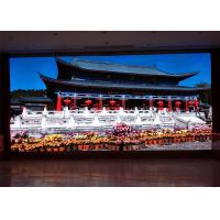 Indoor Commercial Advertising LED Display P1.923 Super HD Small Pixel Pitch Manufactures
