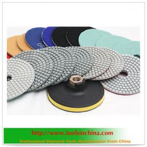 Diamond Polishing Pad Manufactures