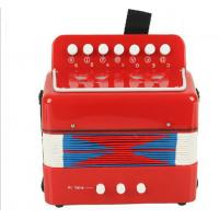 China Small children accordion music early childhood educational aids baby show on sale