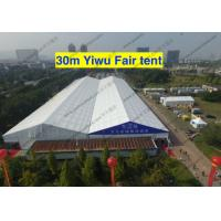 Clear Span Width Outdoor Exhibition Tents/Aluminum Frame Outdoor Canopy Tent Manufactures