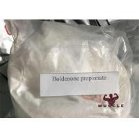 99.6% Purity Boldenone powder Boldenone Propionate White Powder For Muscle Building Manufactures