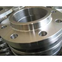 Class 600 Carbon Steel Forged Threaded Flange Manufactures