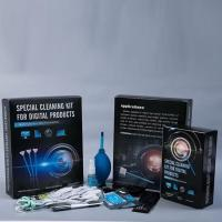 Portable Cell Phone Cleaning Kit , Dslr Sensor Cleaning Kit Easy To Use Manufactures