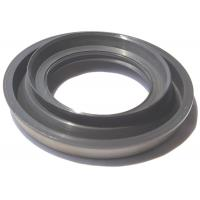China Rubber Pump Shaft Seal , Light Duty Trailer Axle Grease Seals Oil Resistance on sale