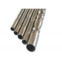 stainless steel embossed tube pipe 316 304 304L 316L 430 201 Manufactures