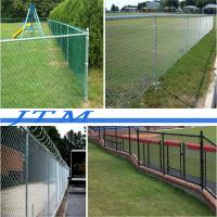 [China factory]For commercial use 75x75 Cyclone Wire Fence For Tennis Court made in china Manufactures