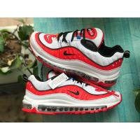 China OFF WHITE x Nike Air Max 98 in Red nike shoes with app on sale