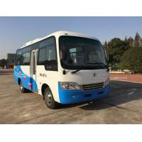 Star Type Medium CNG City Bus , 3759cc CNG Minibus 10 Seater CKD / SKD Manufactures