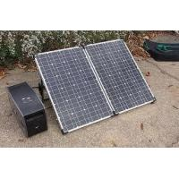 Buy cheap 200watt Portable Solar Panel Kit from wholesalers