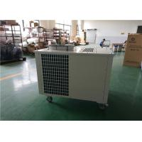 Energy Saving Temporary Air Conditioning Units R410a Gas Spot Cooling Manufactures