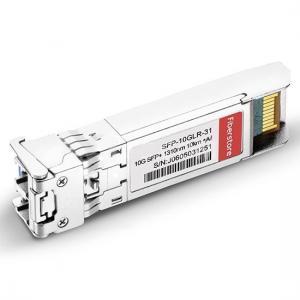 10GBASE Fiber Optic Transceiver Module SFP-10G-LR With 1310nm Wavelength