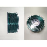 Clear Polymaker / PETG 3D Printer Filament 1.75 Mm , Transparent 3D Printer Filament Manufactures