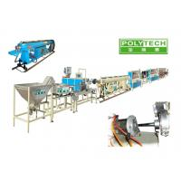 China PE Round Drip Irrigation Pipe Making Machine   /   Machine For Agricultural Irrigation on sale