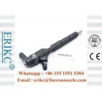 ERIKC 0445110526 Bosch Common Rail Injector 0 445 110 526 Fuel Truck Injection 0445 110 526 Manufactures