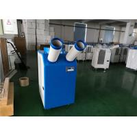 Buy cheap R410A High Airflow Industrial Portable Cooling Units Environmental Refrigerant from wholesalers