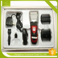 MGX1001 Low Voice Cordless Hair Clipper Professional Rechargeable Hair Trimmer Manufactures