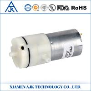 Low Pressure DC 3V Mini Air Vaccum Pump 2LPM Micro Diaphragm Vacuum Pump Manufactures