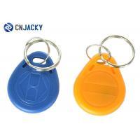 China 125KHz RFID Tag Keychain Proximity ID Key Fob EM4100/4102 Coloured for sale