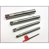 Straight Shank Indexable Milling Tools With Flat Cut Shank APMT1604 APMT1135 Inserts Manufactures