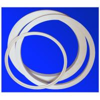 Corrosion Resistant ROHS Hardness ≥ 85 Mechanical Aluminum Oxide Ceramic Sealing Ring Manufactures