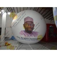Quality Political Events Personalised Helium Balloons Inflatable Strong Wind - Resistant for sale