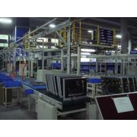 China Home Appliance HD TV Assembly Line Testing System , Television Conveyor Line on sale