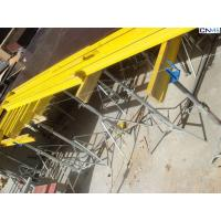 Adjustable Scaffolding Steel Prop , Building Support Props Q345 Steel Pipe Manufactures