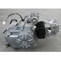 Single Cylinder Motorcycle Engine Assembly , 110CC Powerful Complete Motorbike Engine Manufactures